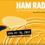 ham-radio Friedrichshafen 2017